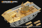 1/35 WWII German 75mm PaK 40/4 auf Steyr RSO Driver's Cabin (For DRAGON 6640)