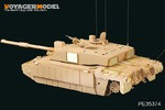 1/35 Modern British Challenger 2 MBT(desertised)/w CIP (For TAMIYA 35274)