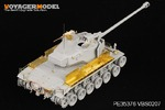 WWII German Pz.KPfw.III E-H version/StuG.III A-E version Fenders(For hobby boss 82426 )