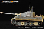 WWII German Tiger I MID  Production(For DRAGON6660)