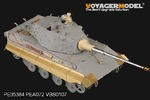 1/35 WWII German E-75 Tank(For TRUMPETER 01538)