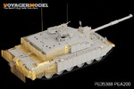 1/35 Modern British Challenger 2 MBT (For TRUMPETER 001522)