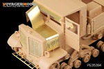 1/35 WWII Russian Voroshilovets Tractor (For TRUMPETER 01573)