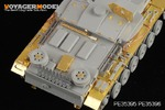 1/35 WWII German StuG.III Ausf.F8 Late Production Basic(For DRAGON 6644)