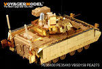 Modern US M2A3  Infantry Fighting Vehicle w/ERA Basic(For TAMIYA 35264)