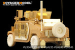 1/35 Modern USMC HUMVEE  M1114  Frag5 w/Smoke Discharger (For Bronco 35080/35092)