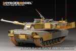Modern US Army M1A2 SEP Abrams Basic(For DRAGON 3536)