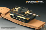 WWII German Schwere Plattformwagen Type Ssyms 80(For TRUMPETER 00211)