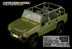 Chinese  BJ2022JC YongShi SUV 0.5T(For HOBBY BOSS 82466)