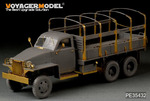 WWII  Russian Studebaker US6 Truck(For ITALERI 6499 /ICM 35511)