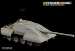 WWII German Jagdpanzer E-100(For TRUMPETER 01596)