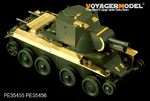 WWII Finnish Army Assault Gun BT-42 Basic(For TAMIYA 35318)