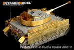 WWII German Pz.Kpfw.IV Ausf.J (Last Production)(For DROGON 6575)