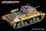 WWII British Valentine Mk.II Infantry Tank basic(For AFV CLUB 35185)
