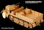 WWII German Sd.Kfz.9 Famo  basic(For TAMIYA 35239 35246)