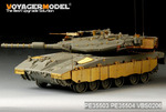 IDF Merkava Mk.3D MBT w/chains(FOR MENG TS-001)