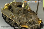 WWII US M32B1 tank recovery vehicle (For tasca 35026)