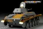WWII Soviet T-70M Light Tank basic(For MINIART 35113)