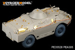 Modern Russian BRDM-2 Early version (For TRUMPETER05511)