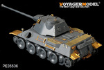 WWII German PzKpfw VK30.02 w/smoke discharger(For Amusing hobby 35A002 )