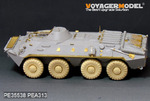 Modern Russian BTR-70 APC Early version (For TRUMPETER 01590)