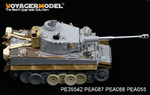 WWII German Tiger I Early Production (for DRAGON 6350/9142/6335)