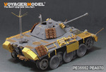 WWII German VK1602 Leopard w/smoke discharger(For Amusing hobby 35A004 )