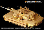 Modern US  M1A2 SEP  Abrams w/TUSK II ERA(For TAMIYA 35326)
