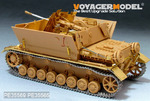 "WWII German Sd.Kfz.161/3 37mm Flak Auf Fgst.Pz.Kpfw. IV(Sf) ""MOBELWAGEN""(For TAMIYA 35237)"