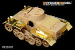 WWII German Pz.Kpfw.I Ausf.F (early version)(FOR HOBBYBOSS 82457)