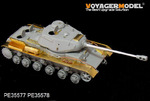 WWII Soviet KV-85/KV-122 Heavy Tank basic (2 in 1)(For TRUMPETER 01570  01569 )