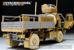 Modern US M1078 LMTV [Armor CaB] Basic(For TRUMPETER 01009)