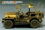 WWII U.S. Ford GPW 1/4ton Mod.1942(For Bronco 35107)