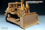 Modern US Army D9R Armored BullDozer(FOR MENG SS-002)