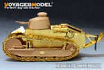 WWI French Renault FT-17 (Cast turret type)basic(For MENG TS-008)