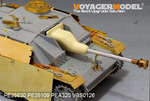 WWII German StuG.III Ausf.G Late Production Basic(For DRAGON Kit)