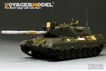 Modern German Leopard 1A3 MBT  Basic(For MENG TS-007)