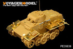 WWII German Pz.Kpfw.I Ausf.F (Late  version)(smoke discharger include )(FOR bronco CB350143)
