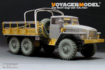 Modern Russian URAL-4320(For TRUMPETER 01012)
