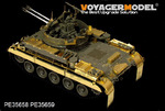 German Flakpanzer M42A1 Duster basic(For AFV 35S66)