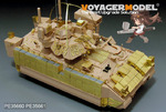 Modern US Army M2A3 BRADLEY  w/BUSK III IFV  Basic (Gun barrel ,smoke discharger include )(For MENG