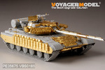Modern Russian T-64 BV MBT (smoke discharger include )(For TRUMPETER05522)