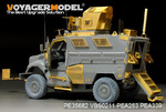 Modern US 4X4 MRAP MaxxPro Armoered Fighting Vehicle(atenna base include)(For KINETIC K61011)