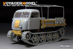 WWII German RSO/01 type 470 (For DRAGON 6691)