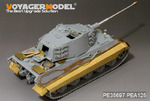 WWII German KINGTIGER Final version(For  TAMIYA,DRAGON,ACADEMY)