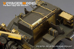 WWII US M26 Recover Vehicle Cabin Interior(For TAMIYA 35230 35244)