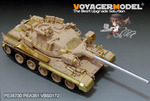 Modern French AMX-30B2 MBT basic (For For Meng TS-013)