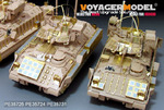 Modern US Army M3A3 BRADLEY ERA set (For MENG SS-006/OROCHI IM001 IM002)