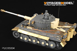 1/35 WWII German Tiger I Early/Middle/Late Production