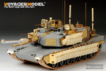 Modern US  M1A2 SEP w/TUSK2  Abrams (For DRAGON 3536)